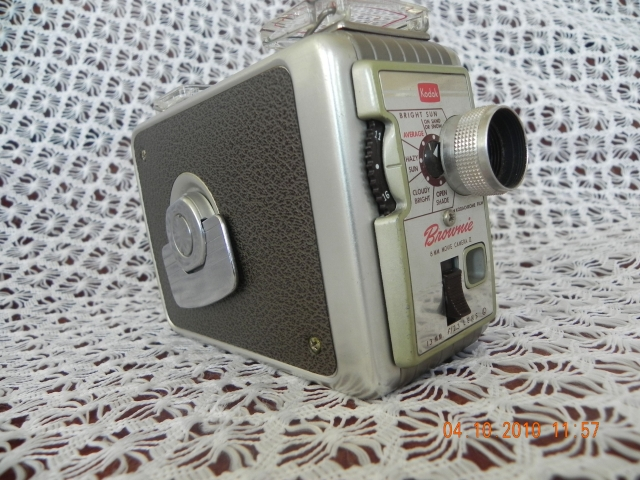 Kodak-8mm movie kamera